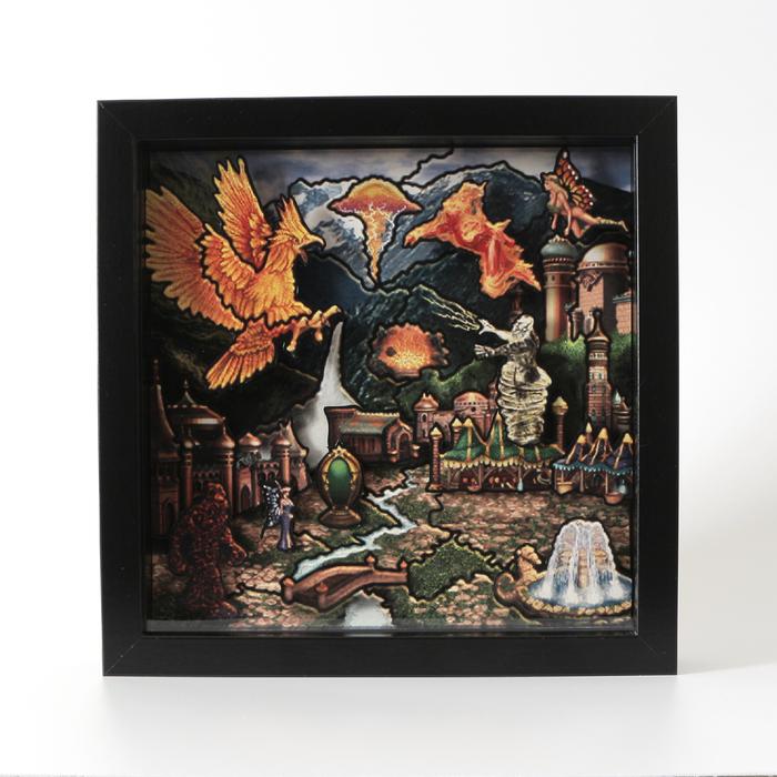 Диорама по игреHeroes of Might and Magic III Диорама, Игры, Своими руками, Ностальгия, Герои меча и магии, Грааль, Длиннопост