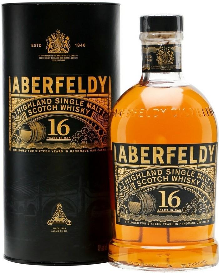 Aberfeldy 16 y.o. Шотландский виски, Виски, Алкоголь, Выбор напитка, Текст, Длиннопост