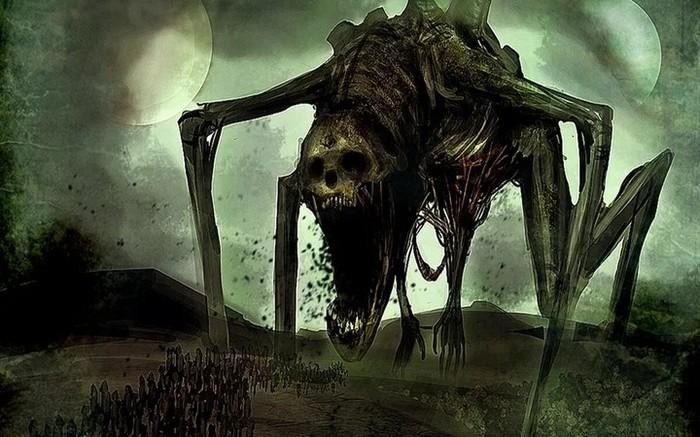 Самое страшное существо на планете Пост, Факты, Длиннопост