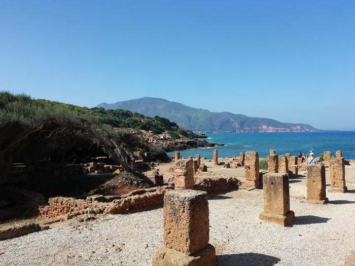 Алжир, недавняя командировка. Путешествия, Командировка, Алжир, Африка, Руины, Длиннопост