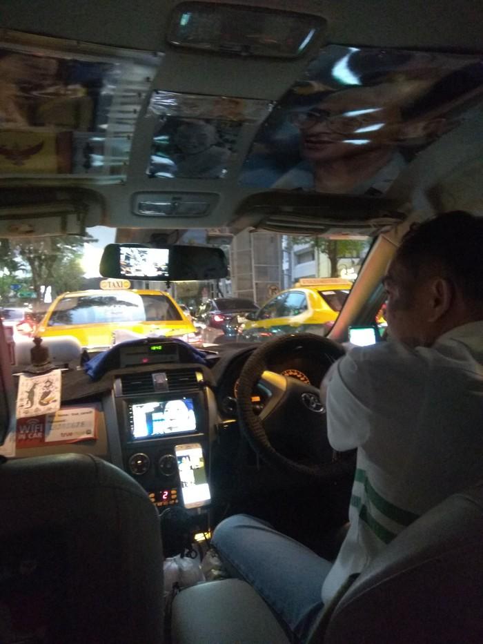 Развлекаемся как можем Длиннопост, Фотография, Таиланд, Развлечение в дороге, Такси
