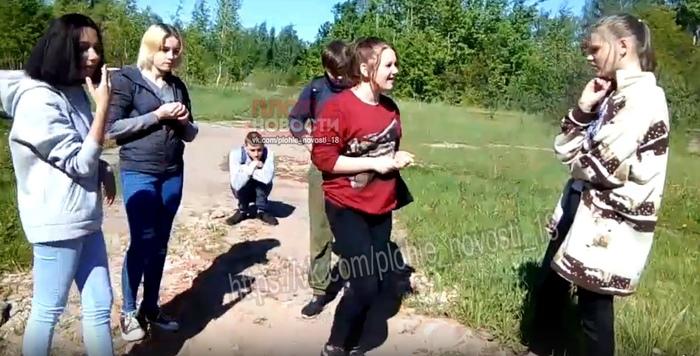 Школьницы избили свою сверстницу из-за парня Избиение, Ивановская область, Школьники, Новости, Длиннопост