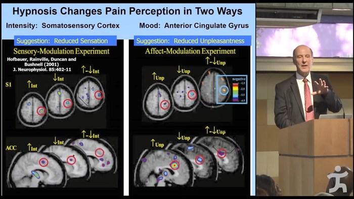 Что такое гипноз и какие есть современные исследования по гипнозу. Лекция Дэвида Шпигеля доктора медициныСтэнфордского университета. Психология, Психотерапия, Психолог, Видео, Длиннопост