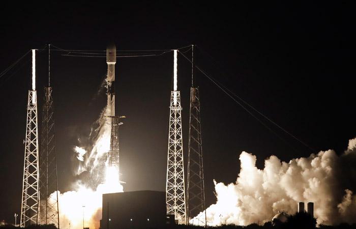 Начало положено Глобальный интернет, Спутник, Длиннопост, Космос, Spacex