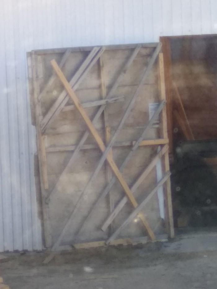 Надежные ворота. Ремонт, Строительство, Юмор, Длиннопост