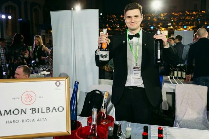 Рамон Бильбао. Дегустатор 2000. Вино, Дегустация, Испания, Темпранильо, Алкоголь, Длиннопост