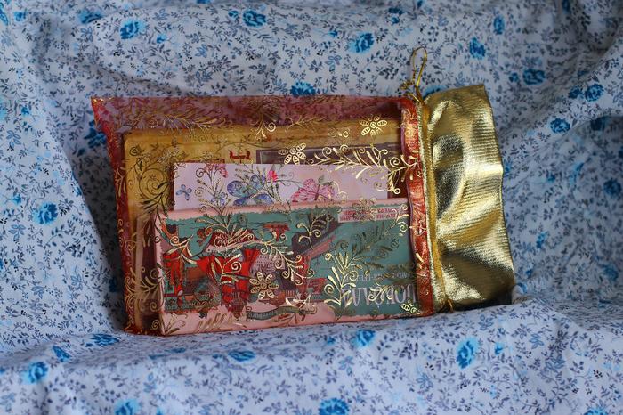 С опозданием... Отчет по обмену подарками, Буккроссинг, Подарок, Посылка, Длиннопост