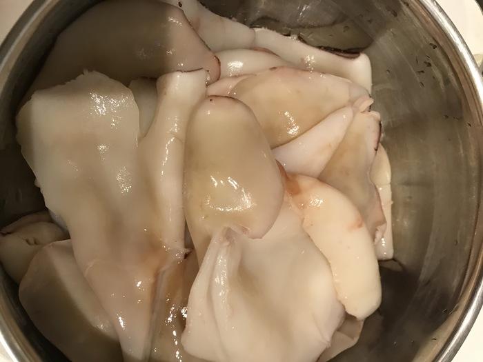 Хе из кальмаров или больше кальмаров!:) Кальмар, Маринад, Хе, Длиннопост, Кулинария