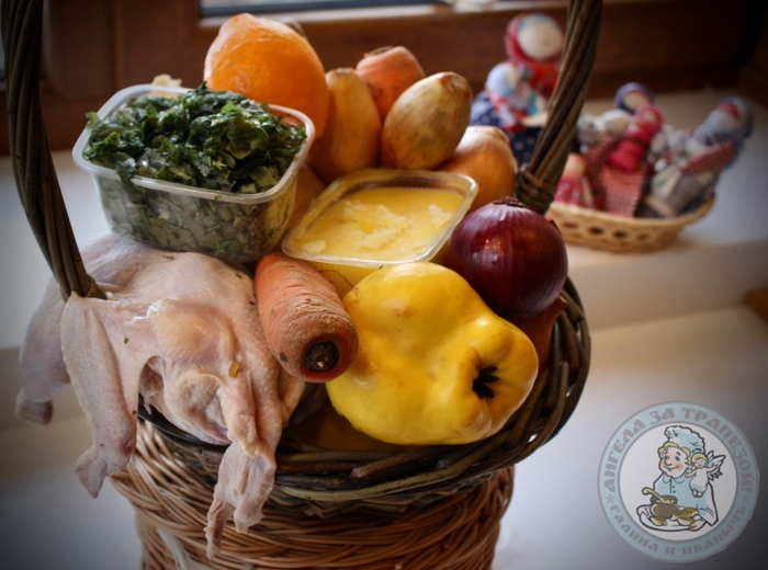 Курица … тушим с айвой и лимоном Еда, Рецепт, Курица, Айва, Длиннопост, Кулинария