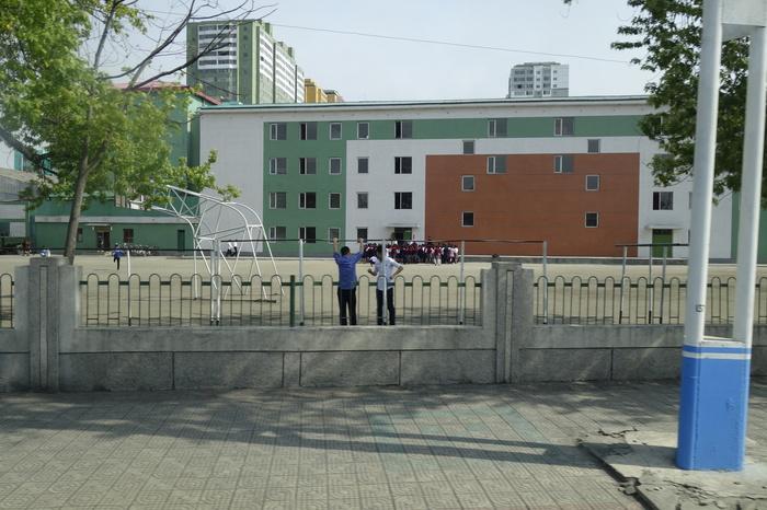 Фотографии из Северной Кореи Чучхе, Северная Корея, Длиннопост, Фотография