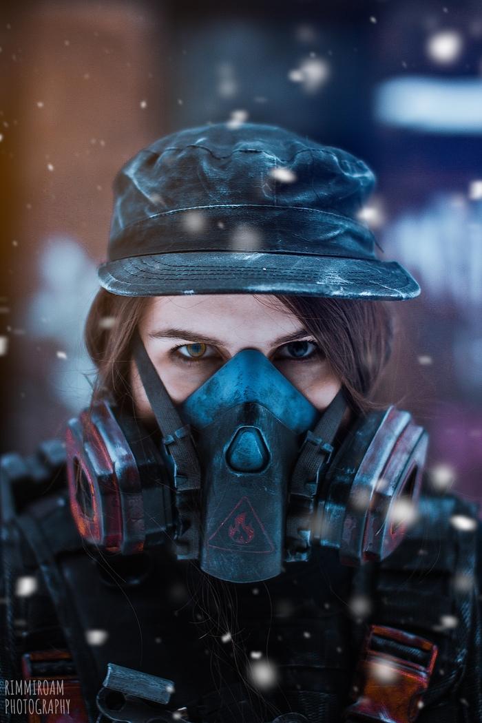 The Division: Agent Косплей, Tom Clancys The Division, Ubisoft, Игры, Геймеры, Длиннопост