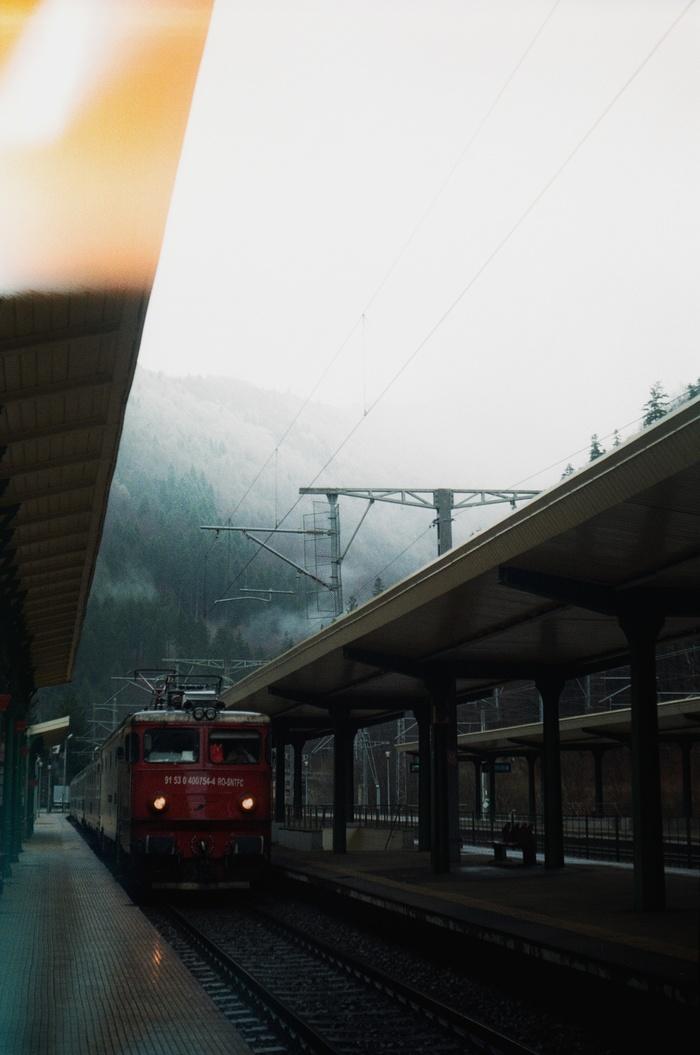 Хогвартс-экспресс Румыния, Путешествия, Хогвартс, Поезд