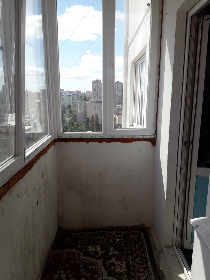 Как я балкон улучшал Своими руками, Ремонт, Бар, Длиннопост