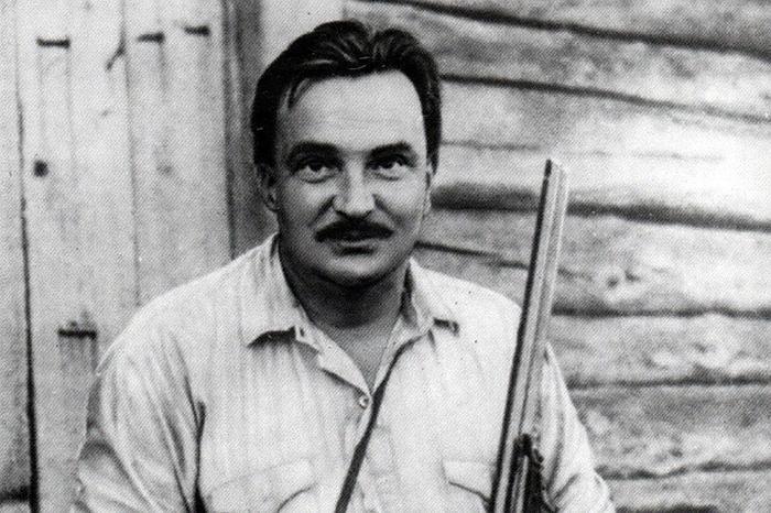 60 лет назад, 10 июня 1959 года умер В.В. Бианки Литература, Детство, Писатель, Природа, Воспитание, Человек, Интересное, Книги, Видео, Длиннопост