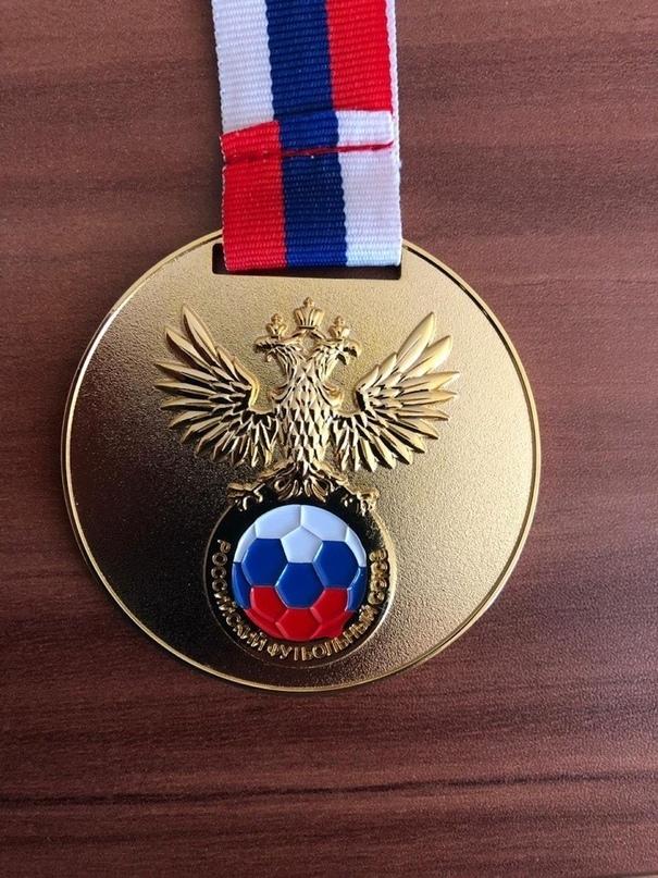 Медаль чемпиона 2019