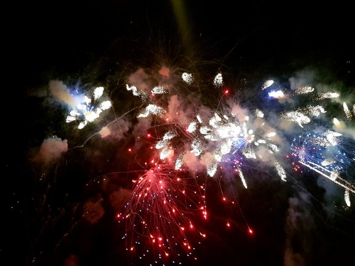 Фестиваль Фейерверка Фотография, Фейерверк, Samsung Galaxy Note 8, Видео, Длиннопост