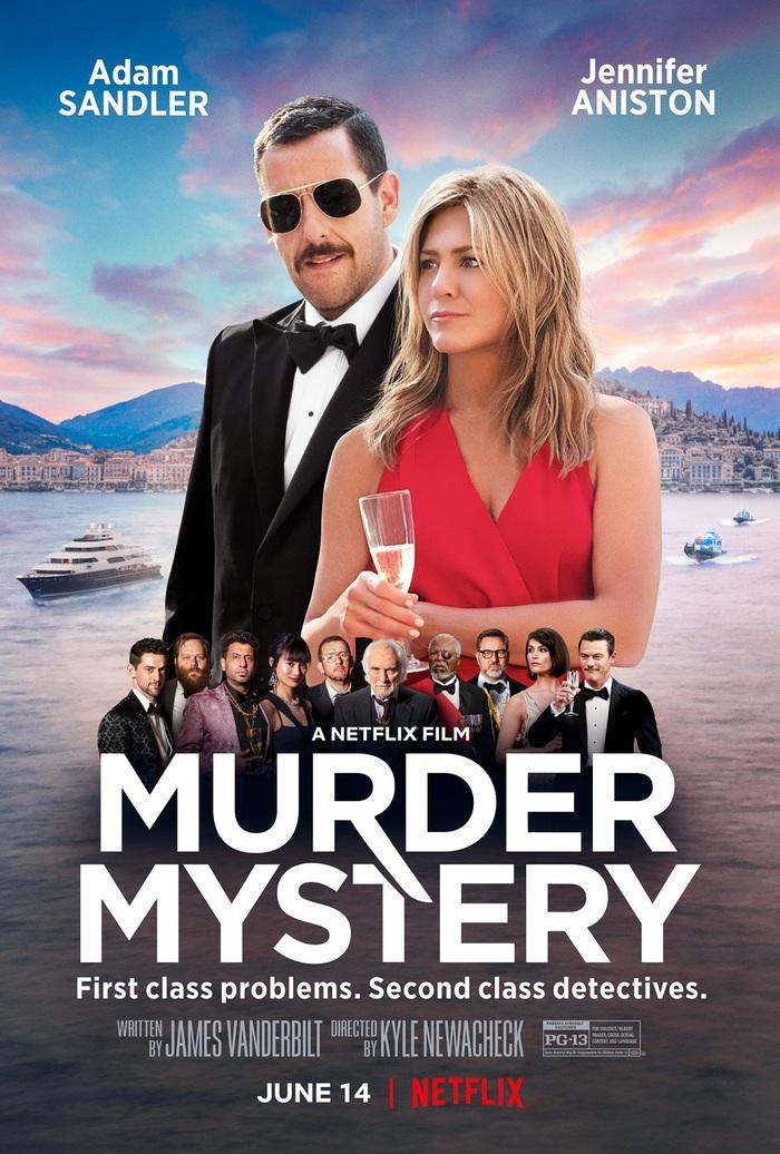 """""""Загадочное убийство"""": рецензия на фильм. Загадочное убийство, Комедия, Детектив, Приключения, Netflix, Видео, Длиннопост, Спойлер"""
