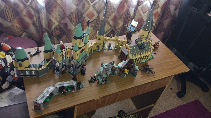 Lepin Lepin, Длиннопост, LEGO, Гарри Поттер