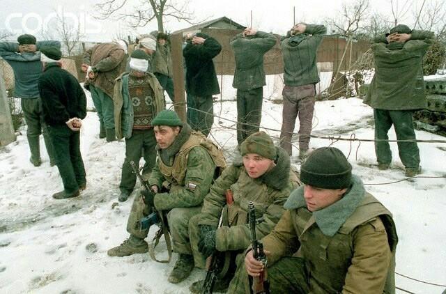 Вторая Чеченская Война, Чечня, Негатив