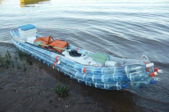 Всегда мечтал сделать такую лодку!