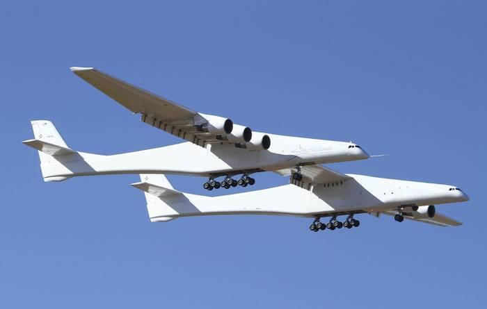 Stratolaunch стал ненужен Авиация, Stratolaunch, Vulcan, Cnbc, ТАСС, Продажа
