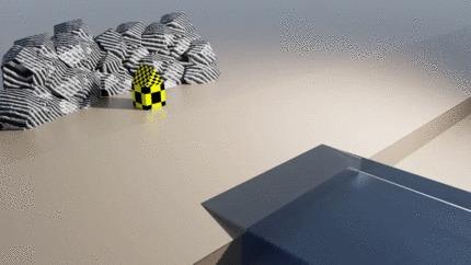 Как защитить свои береговые линии 101: FLIP Fluid Simulation