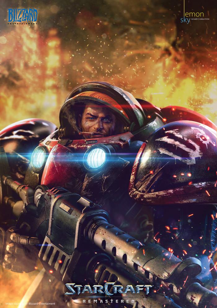 Starcraft: Remastered: истории из жизни, советы, новости