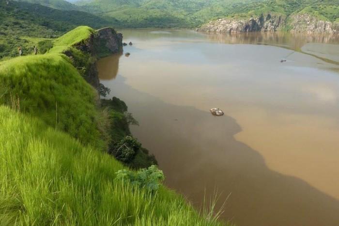 Как озеро-убийца погубило почти две тысячи человек. Катастрофа, Негатив, Камерун, Озеро, Углекислый газ, История, Длиннопост