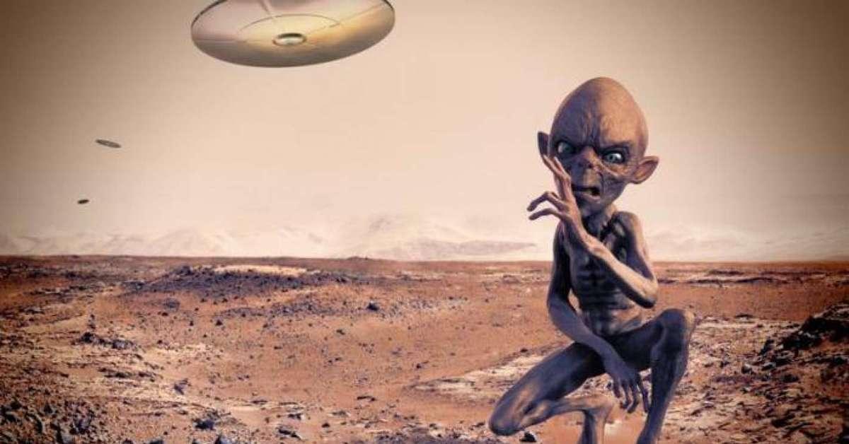 существует ли марсиане фото задача для