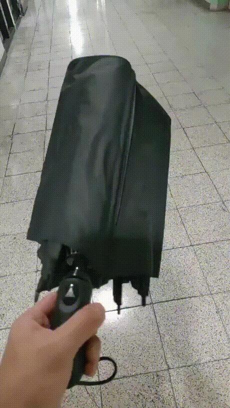 Магический зонт