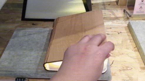Волшебный книжный ночник