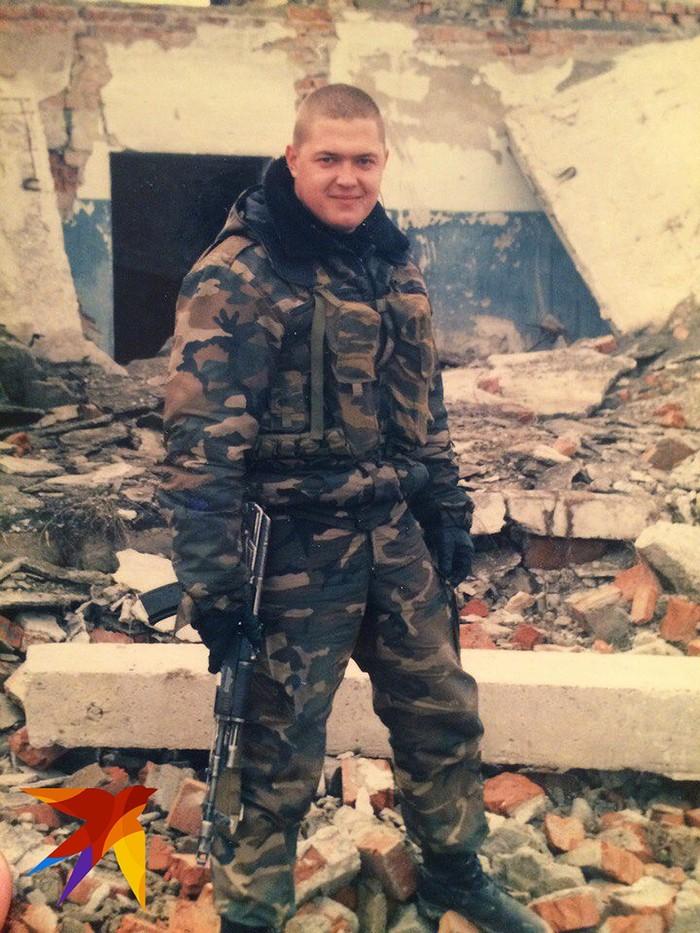 В Краснодаре бывший капитан спецназа стал мастером маникюра Краснодар, Маникюр, Спецназ, Краснодарский край, Вот это поворот, Длиннопост