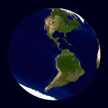 То что вы возможно не знали о Земле Наука, Факты, Земля, Длиннопост, География, Гифка