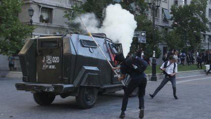 Протест в Чили ч2 Чили, Южная Америка, Протест, Погром, Беспорядки, Победа, Длиннопост