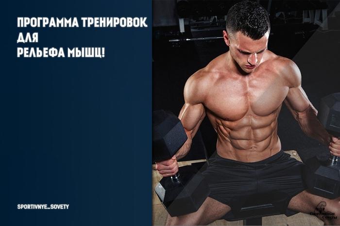 программа тренировок для сжигания жира для мужчин хэппи