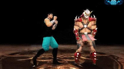 Два из десяти Комментарии на Пикабу, Игры, Гифка, Длиннопост, Скриншот, Mortal Kombat