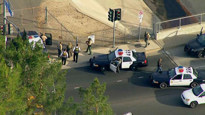 Есть пострадавшие. В Калифорнии произошла стрельба в школе