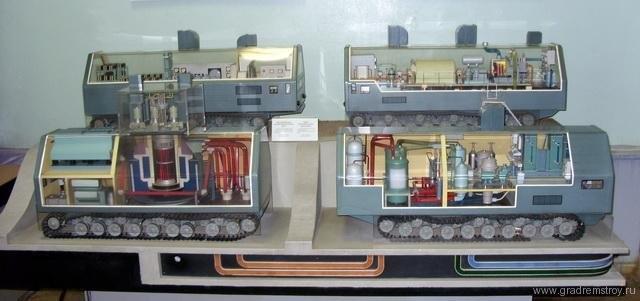 Передвижные АЭС в СССР Cat_cat, История, Длиннопост, АЭС, СССР, Изобретения