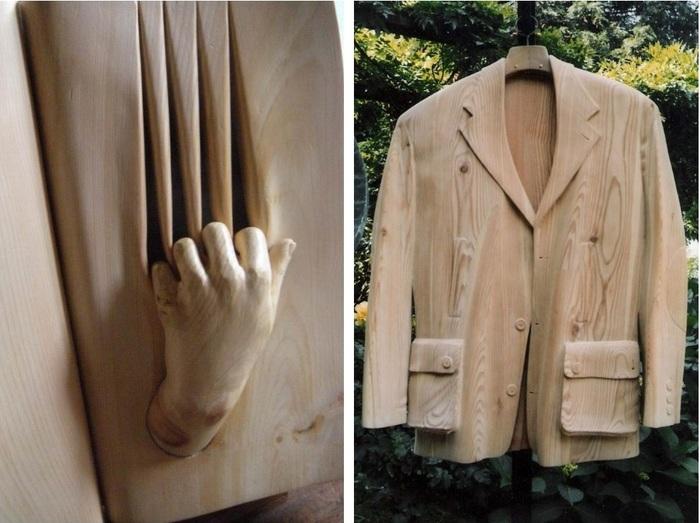Шедевры из дерева Нино Орланди Резьба по дереву, Скульптура, Работа с деревом, Длиннопост