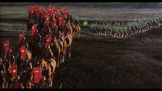 Битва при Нагасино (1575 год) Япония, История, Битва, Ода Нобунага, Токугава, Самурай, Гифка, Длиннопост, Видео