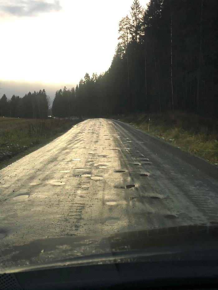Про существующие проблемы в Норвегии, чем-то похожие на Российские Норвегия, Личный опыт, Дорога, Длиннопост
