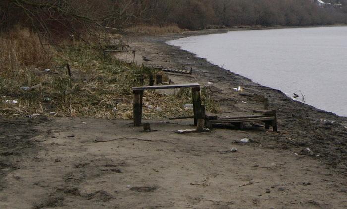 Обмеление Москвы-реки может стать критичным Москва-Река, Водоснабжение, Погода, Москва, Проблема, Обмеление