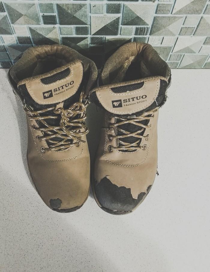 Новая жизнь для старой обуви