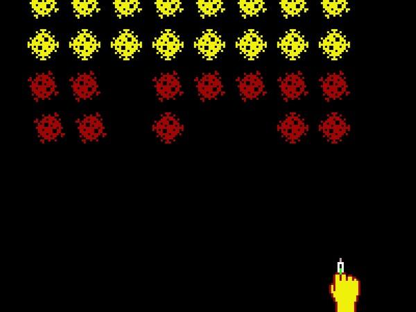 Retro Covid-19 Коронавирус, Pixel Art, Ретро, Олдскул, Игры, Adobe After Effects, Pacman, Марио, Гифка, Длиннопост