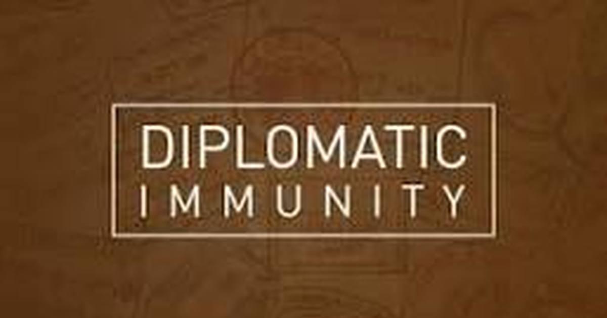 Что такое иммунитеты дипломатическому персоналу thumbnail
