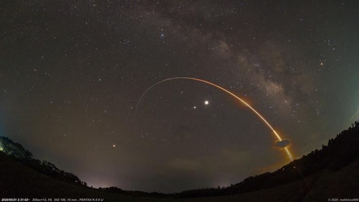 Звёздное небо и космос в картинках - Страница 19 15900304341503600