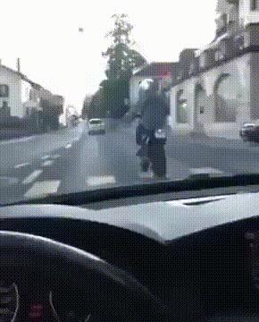"""""""Эй, """"улиточка"""", едь ты уже быстрее!"""""""