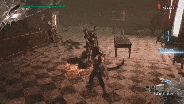 Как работает искусственный интеллект врагов при групповом бое Xyz, Игры, Gamedev, Бой, Искусственный интеллект, The Last of Us, Assassins Creed, Гифка, Длиннопост