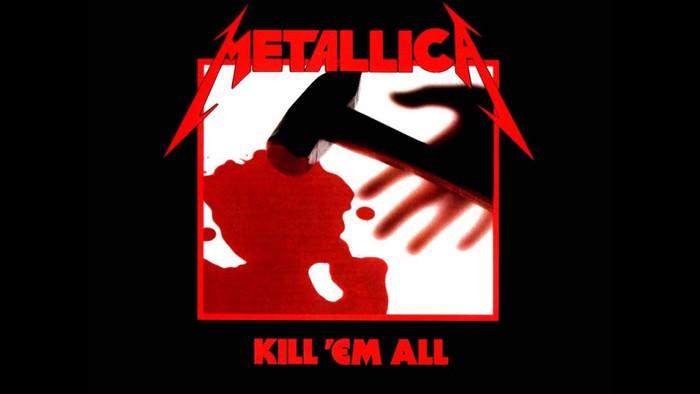 37 лет с момента выхода quotKill Em Allquot группы METALLICA