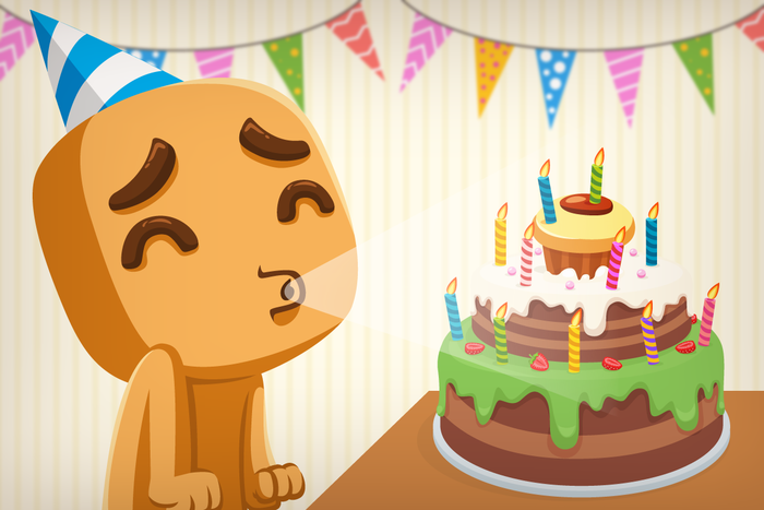 С днем рождения, Пикабу!